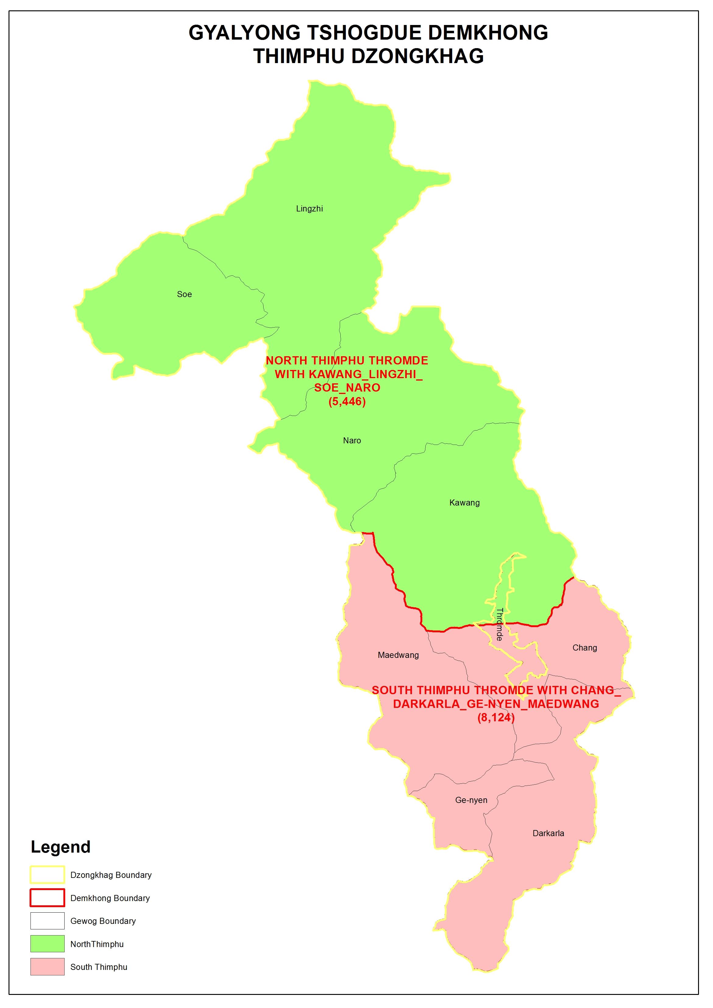 Delimitation Election Commission of Bhutan
