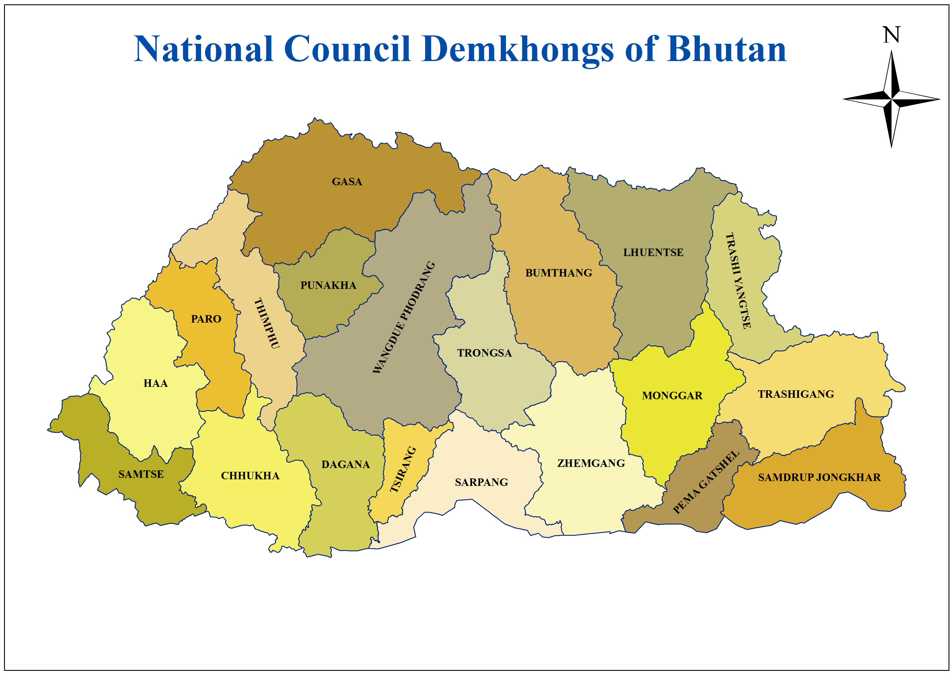NationalCouncilBhutan